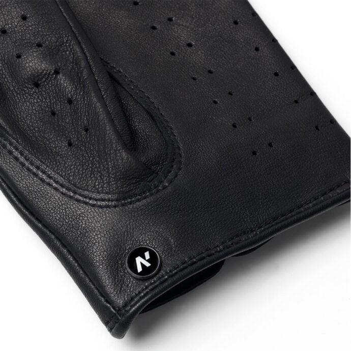 napoDRIVE (schwarz) - Herren-Autohandschuhe ohne Fütterung mit Touchscreen-Technologie #2