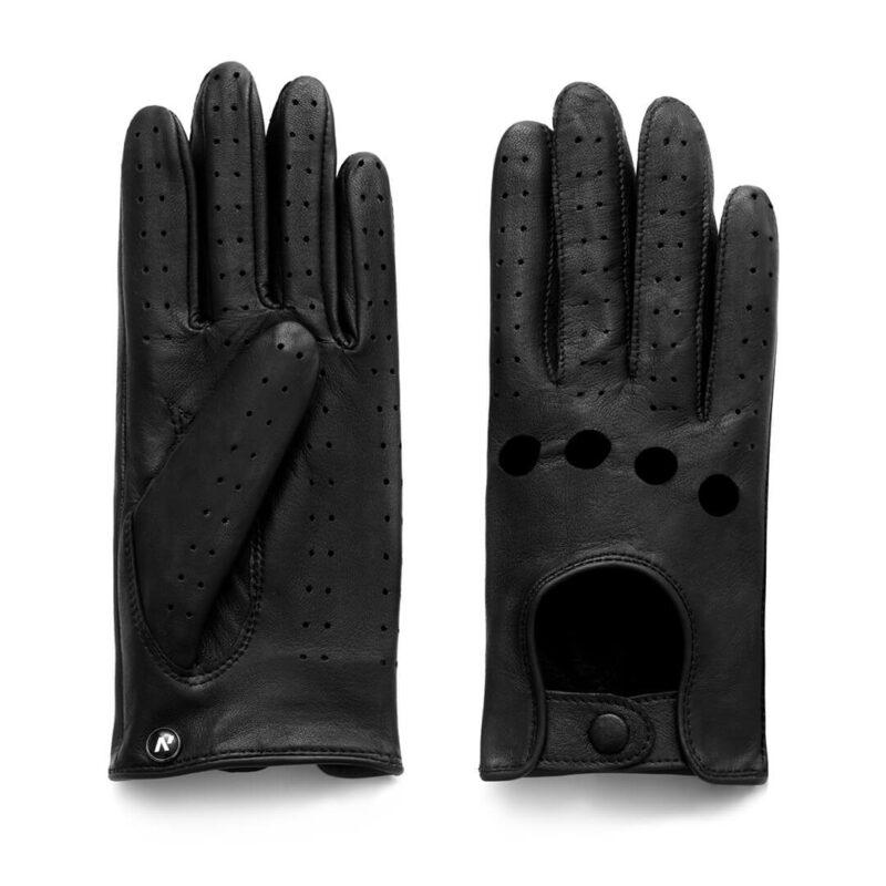 napoMODO (schwarz) - Damen-Autohandschuhe ohne Fütterung mit Touchscreen-Technologie #3