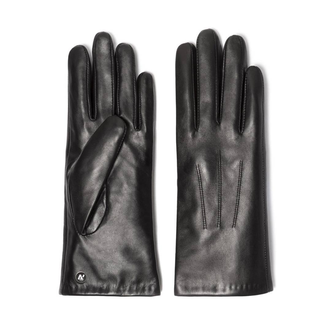 napoCLASSIC (schwarz) - Damen-Winterhandschuhe mit Fütterung und Touchscreen-Technologie #3