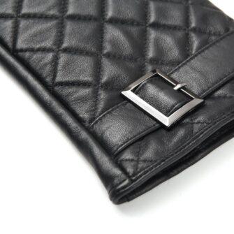 napoELEGANT (schwarz) - Damen-Winterhandschuhe mit Fütterung und Touchscreen-Technologie #3