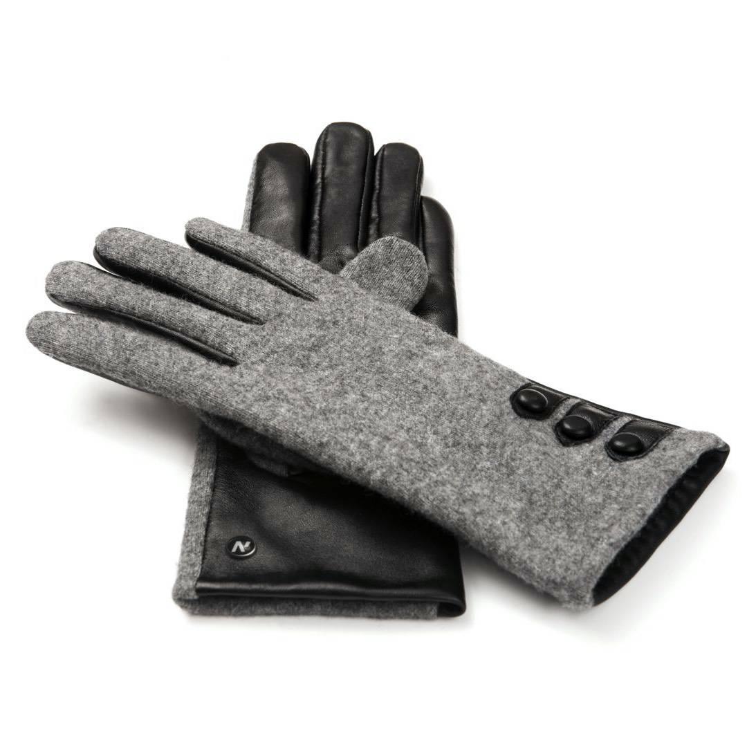 napoFELT (schwarz/grau)