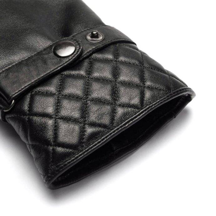 napoMODERN (schwarz) - Herren-Winterhandschuhe mit Fütterung und Touchscreen-Technologie #2