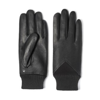 napoSPORT (schwarz) - Herren-Winterhandschuhe mit Fütterung und Touchscreen-Technologie #3