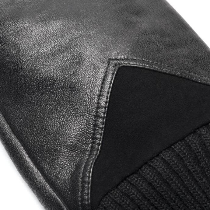 napoSPORT (schwarz) - Herren-Winterhandschuhe mit Fütterung und Touchscreen-Technologie #2