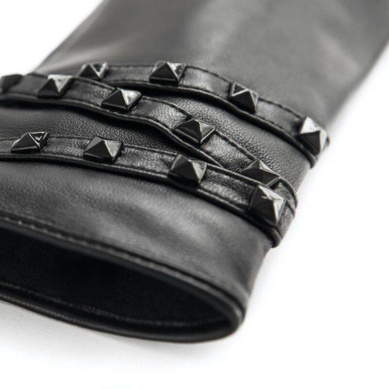 napoSTUD (schwarz) - Damen-Winterhandschuhe mit Fütterung und Touchscreen-Technologie #2