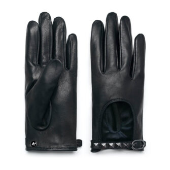 napoROCK (schwarz) - Damen-Autohandschuhe mit Sommerfütterung mit Touchscreen-Technologie #3