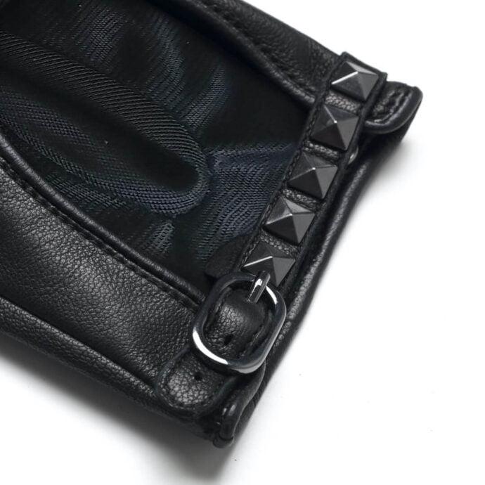 napoROCK (schwarz) - Damen-Autohandschuhe mit Sommerfütterung mit Touchscreen-Technologie #2
