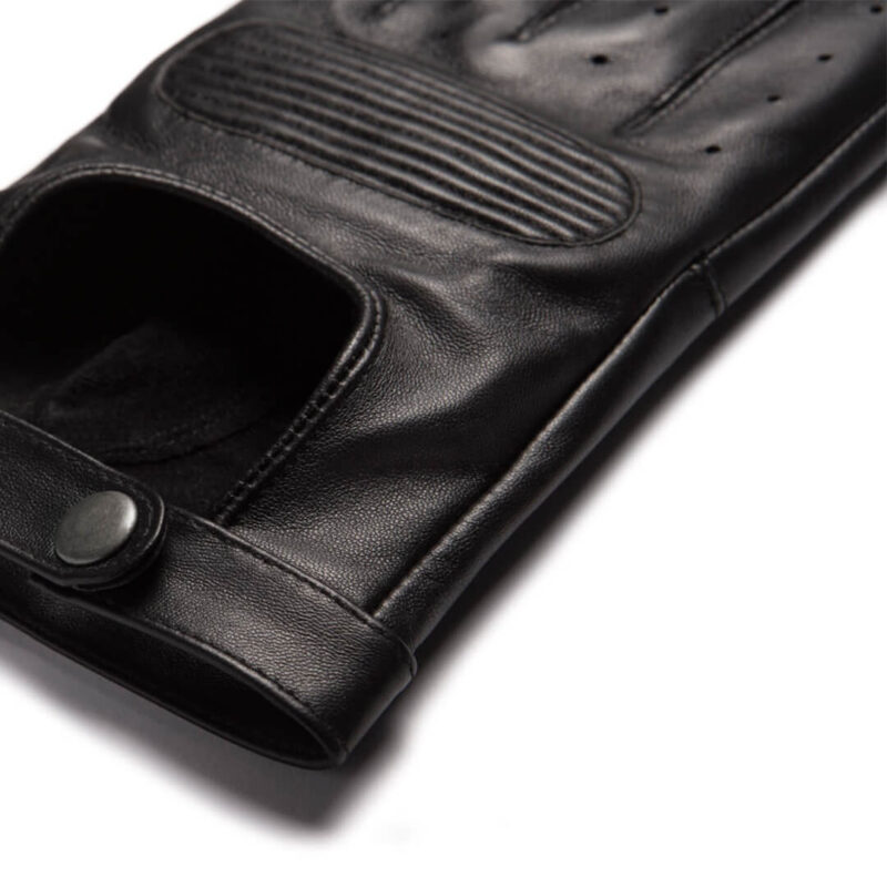 napoSPEED (schwarz) - Herren-Autohandschuhe ohne Fütterung mit Touchscreen-Technologie #2