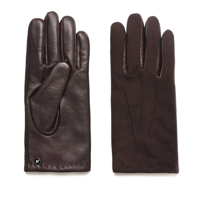napoSUEDE (braun) - Herren-Winterhandschuhe mit Kaschmir-Fütterung und Touchscreen-Technologie #3