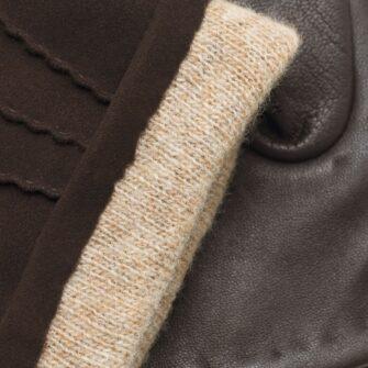 napoSUEDE (braun) - Herren-Winterhandschuhe mit Kaschmir-Fütterung und Touchscreen-Technologie #2