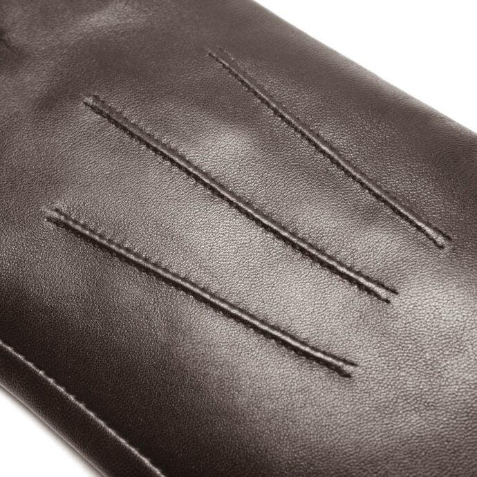 napoCLASSIC (braun) - Damen-Winterhandschuhe mit Fütterung und Touchscreen-Technologie #2