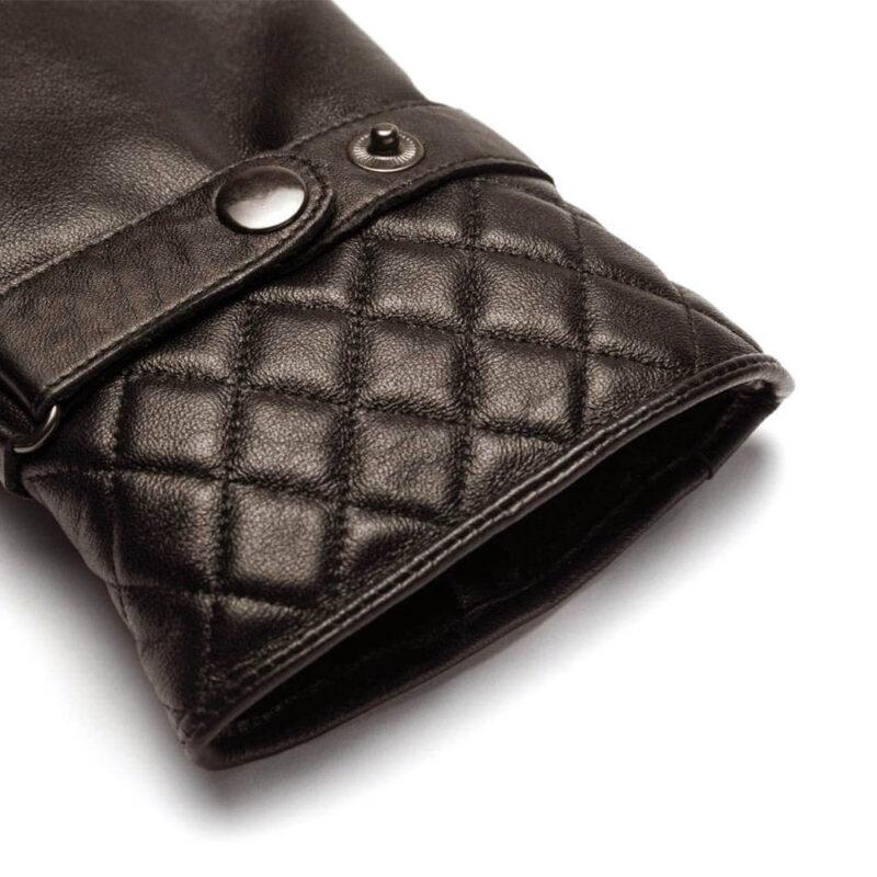 napoMODERN (braun) - Damen-Autohandschuhe ohne Fütterung mit Touchscreen-Technologie #2