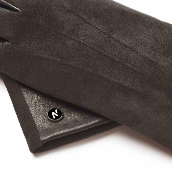 napoROSE (braun) - Damen-Winterhandschuhe mit Fütterung und Touchscreen-Technologie #2