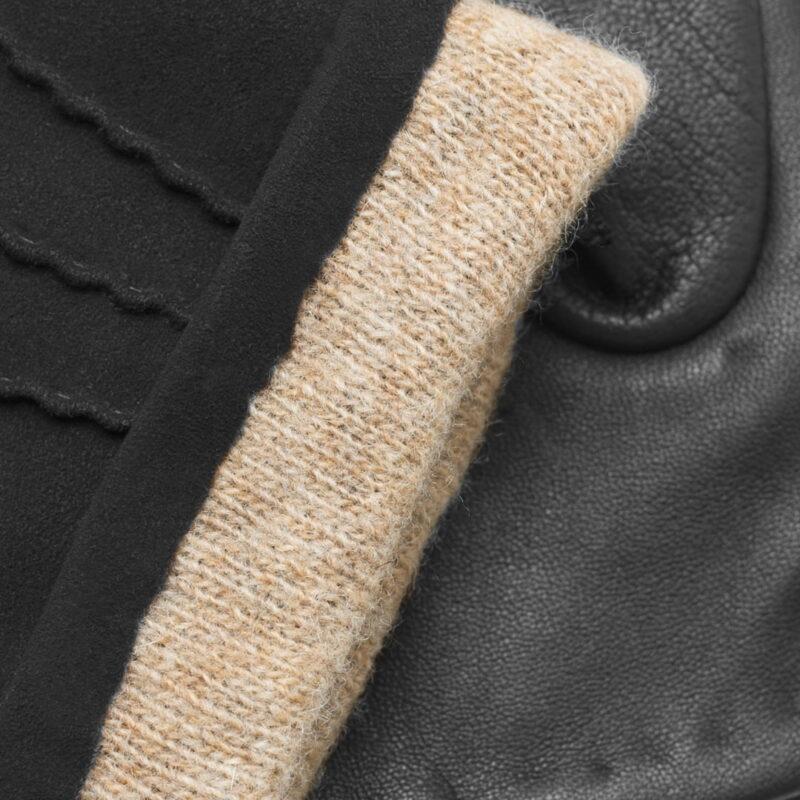 napoSUEDE (schwarz) - Herren-Winterhandschuhe mit Kaschmir-Fütterung und Touchscreen-Technologie #2