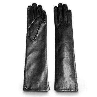 Lange Lederhandschuhe Damen