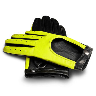 Neon Gelb Handschuhe