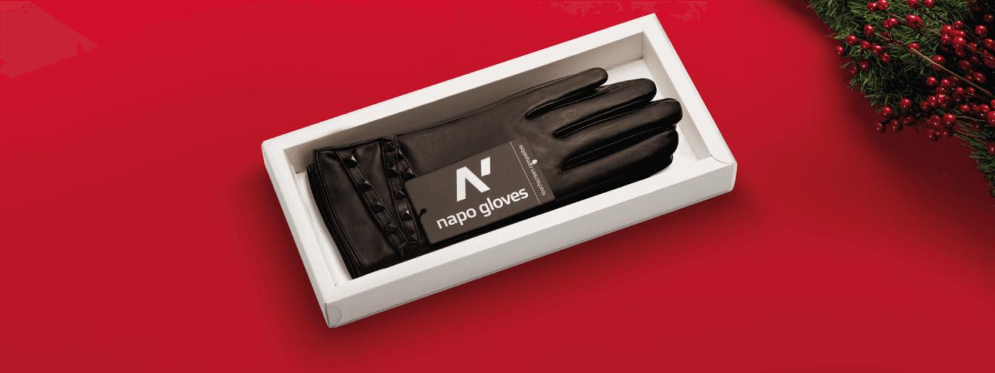 Handschuhe Weihnachtsgeschenk