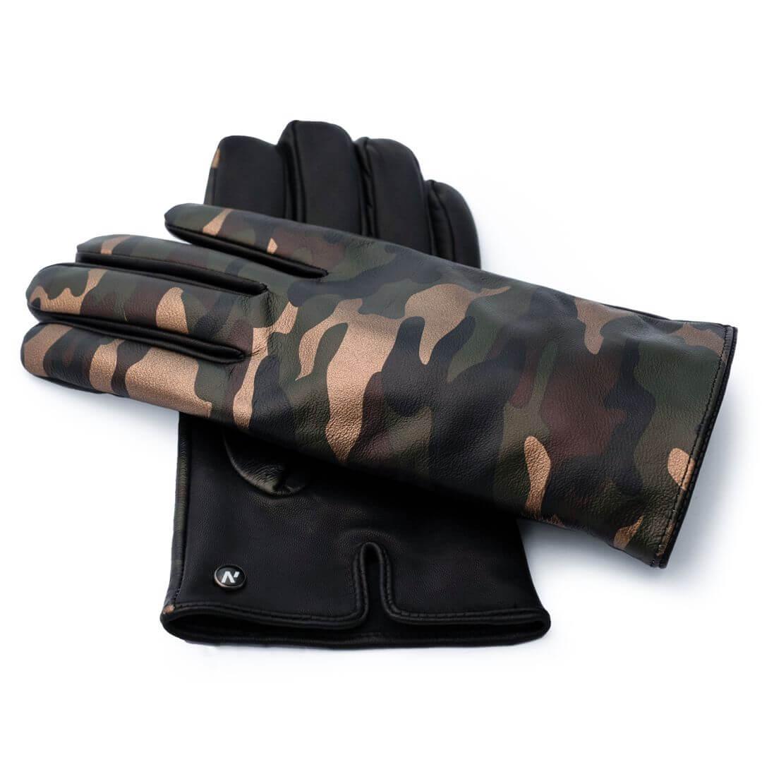 Camo Handschuhe für Herren
